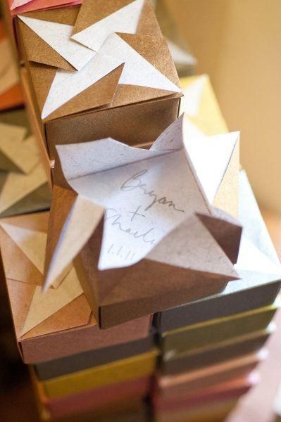 origami packaging