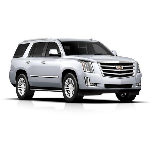 Escalade Build Your Own | Cadillac ❤ liked on Polyvore featuring cars