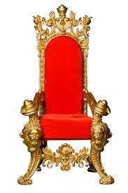 Treat Him Like A King Royal Chair Royal Throne King On Throne
