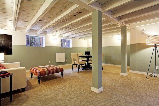 Low Basement Ceiling Options. Finished Basement Ceiling Ideas Basement Ceiling Options For Different Basement Usages Garden Design