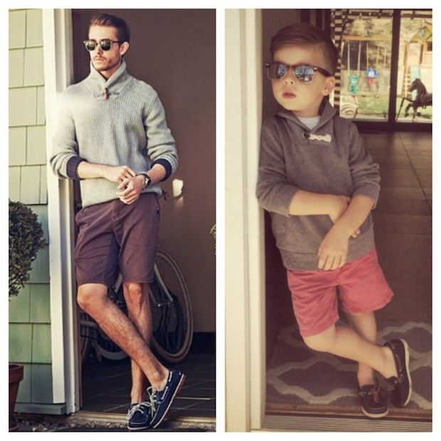 4872860d2d0 Adorable Photos 4 Year Old Boy Recreates Stylish Looks from High Fashion  Shots
