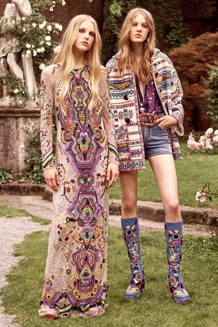 hippie-kleidung – wie man den 70er-trend 2018 wieder