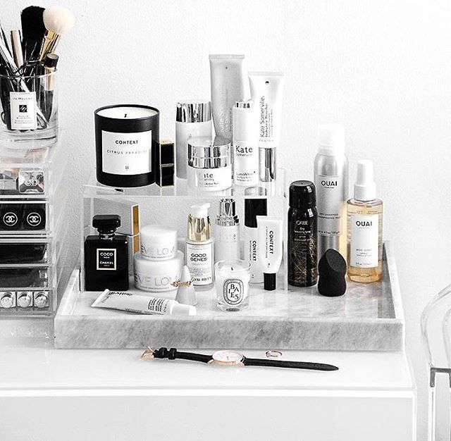 Photo of 27 Cute Makeup Storages for Small Bedrooms