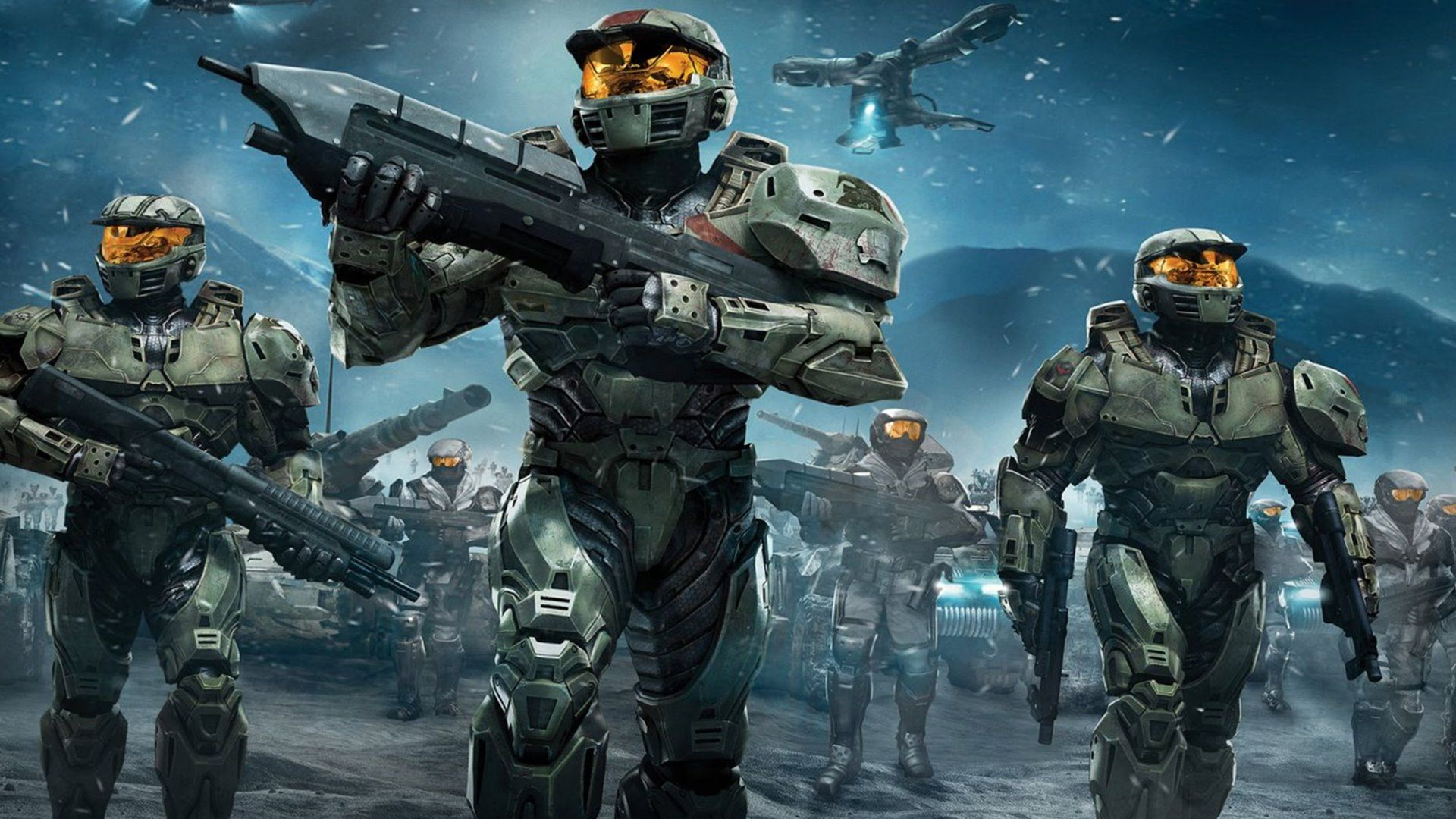 Best Halo Wars Game Wallpaper iCon Wallpaper HD Сериалы