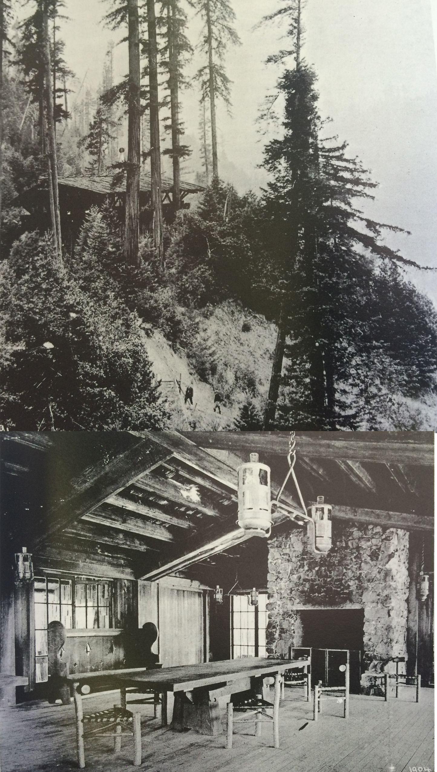 Bohemian Grove Clubhouse Bernard Maybeck Lake Chelan