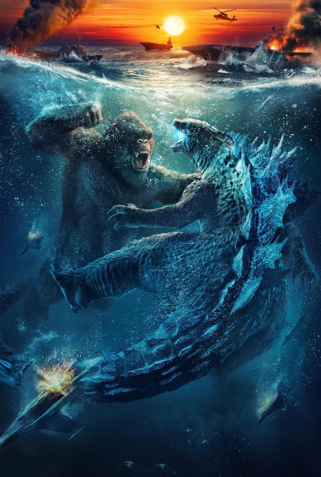 Film Review: Godzilla vs. Kong — Strange Harbors