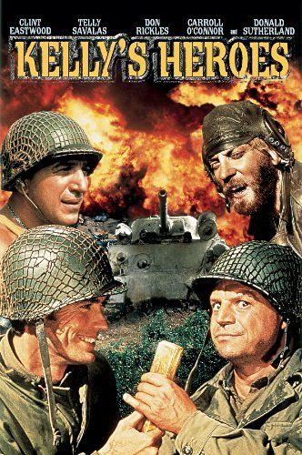 Kelly's Heroes Amazon Instant Video ~ Clint Eastwood