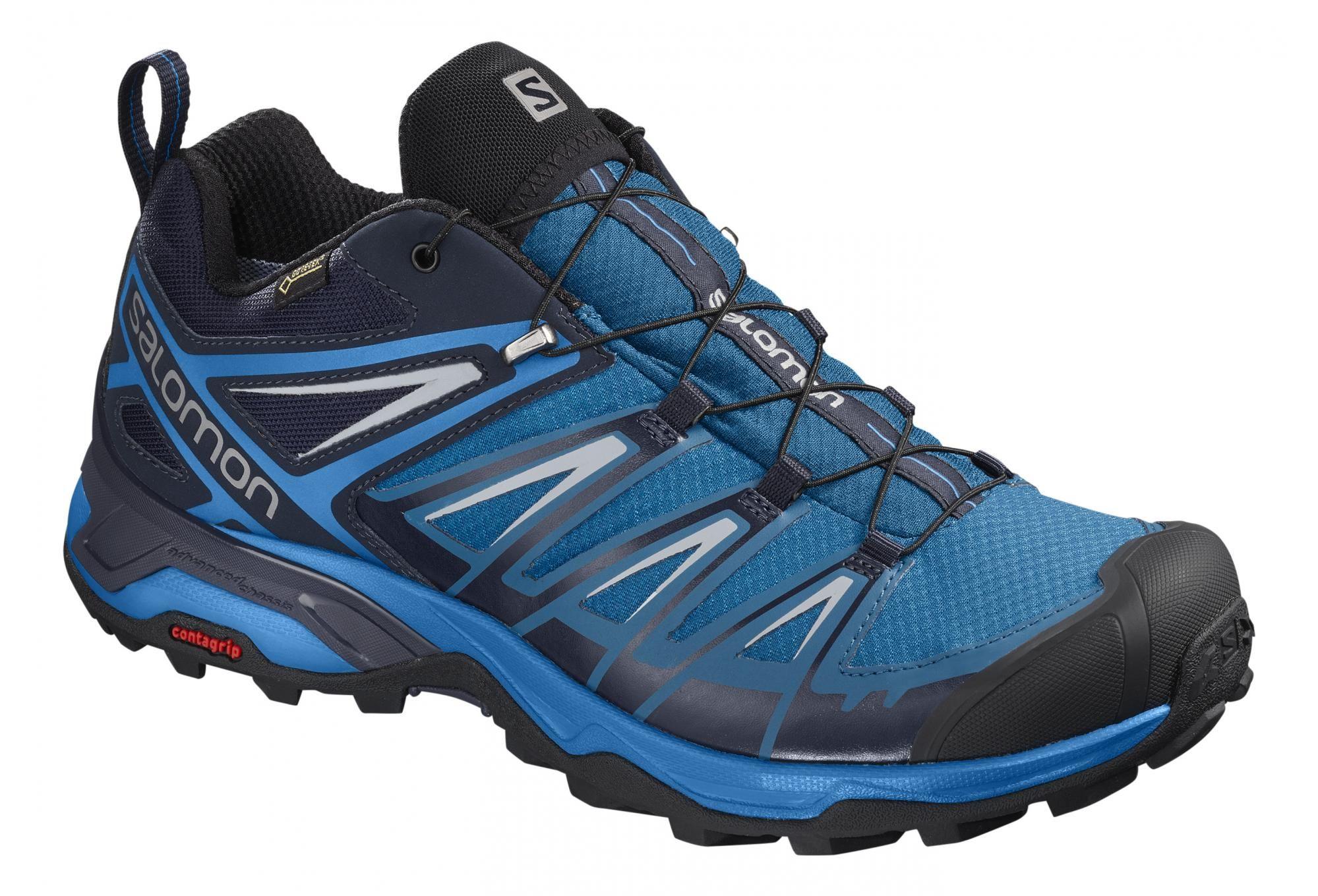 Randonnée X Gtx Chaussures 3 BleuHike Ultra De Hiking Salomon bf6yY7g
