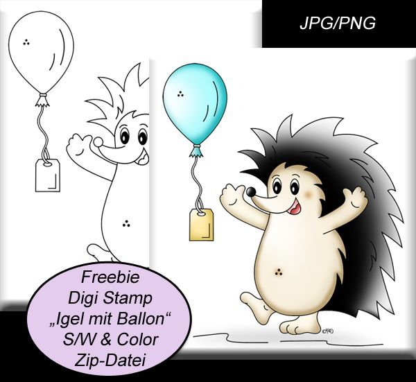Freebie Digitale Stempel/Digi Stamps - Freebie Digitale Stempel/Digi Stamps - Peppercus-Design