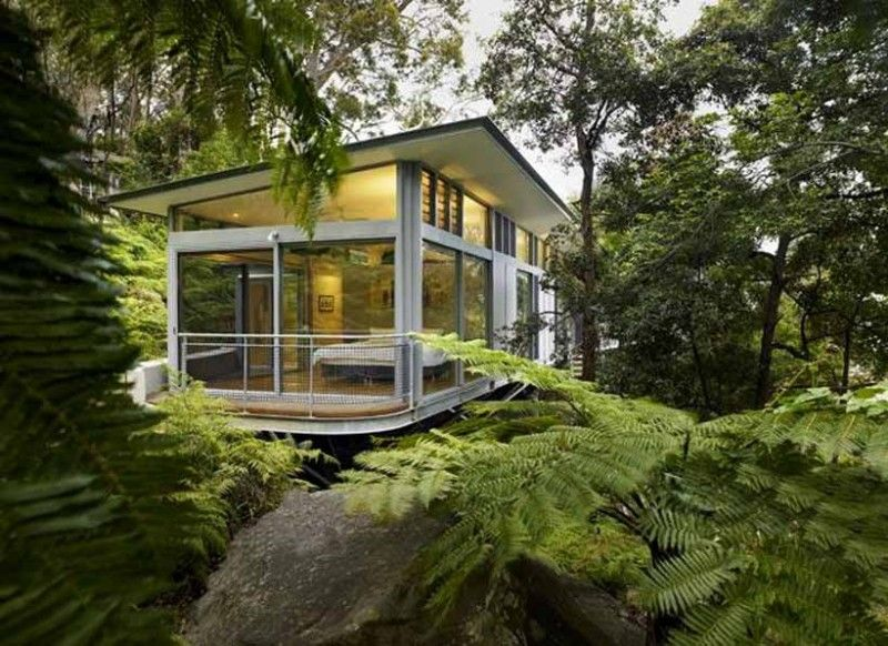 Green House Design Images Church Point Sydney Australia