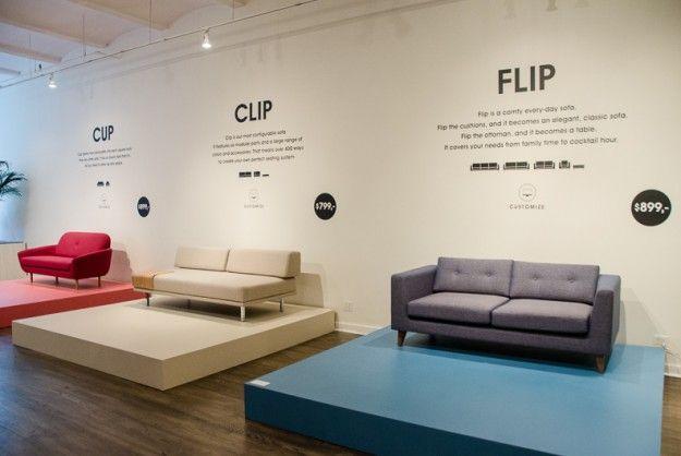 Affordable Furnishing Pop Up S, Nyc Modern Furniture Affordable