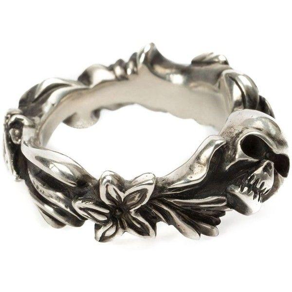 Skulls ring - Metallic Werkstatt M stBOHk5Q