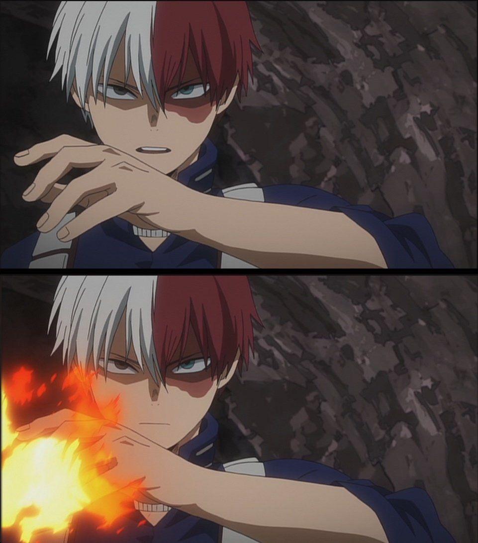 Todoroki Shouto OVA anime