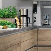 Riva Ontario Oak 894 Nobilia German Kitchens Kitchen Uk Kitchen