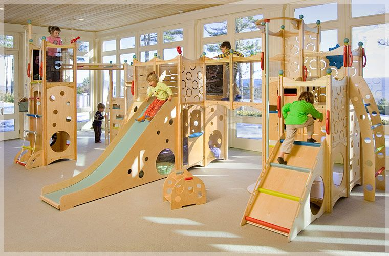 The Ultimate Playroom An Indoor Playground