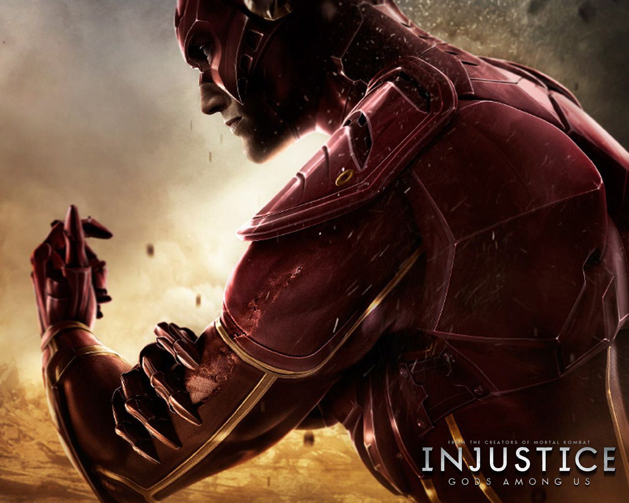 Injustice Gods Among Us The Flash Flash Characters Flash Wallpaper Injustice