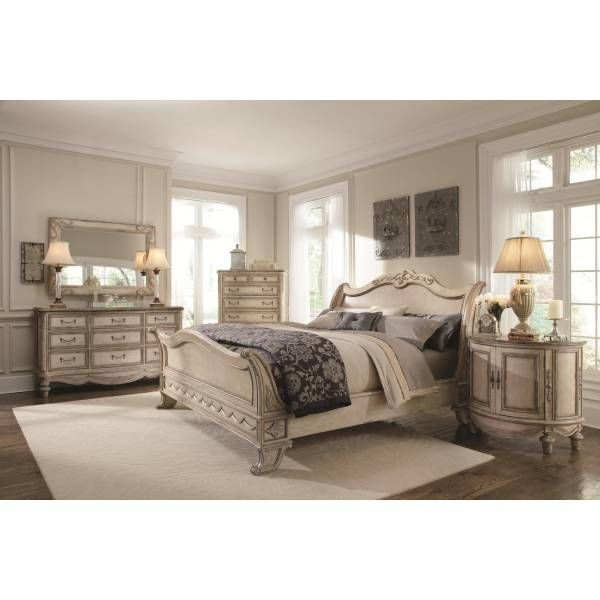 Empire II Sleigh King Bedroom Group | Schnadig | Star Furniture | Houston, TX  Furniture