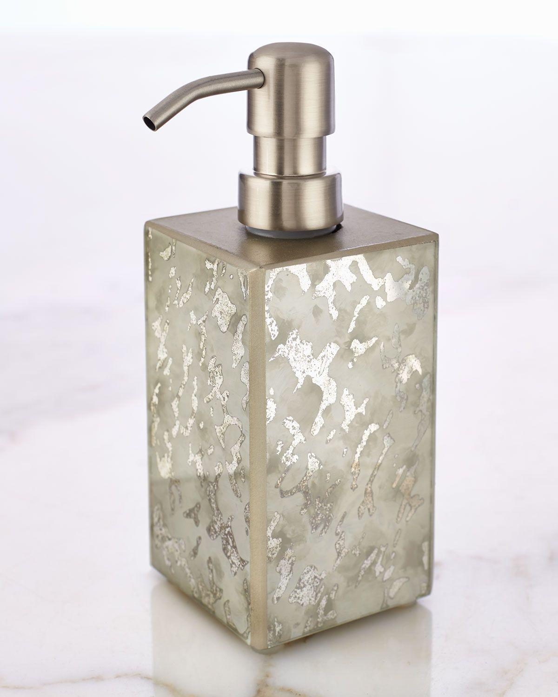 Oatmeal Frost Pump Dispenser - Waylande Gregory   *Bathroom ...