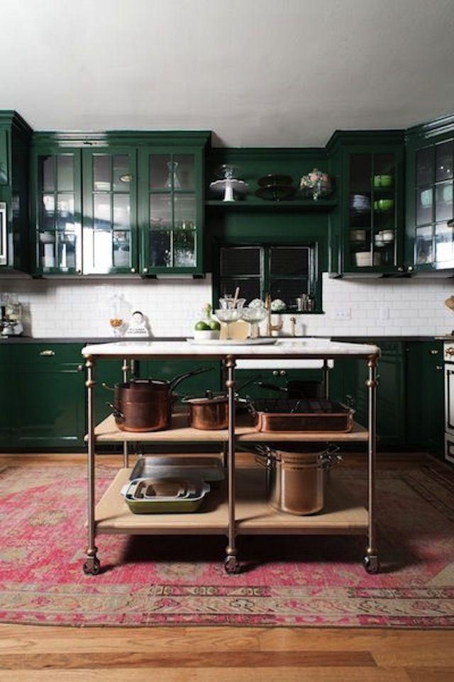 Blog Interior Design Pensacola 3a Design Studio Dark Green Kitchen Green Paint Colors Paint Colors For Home