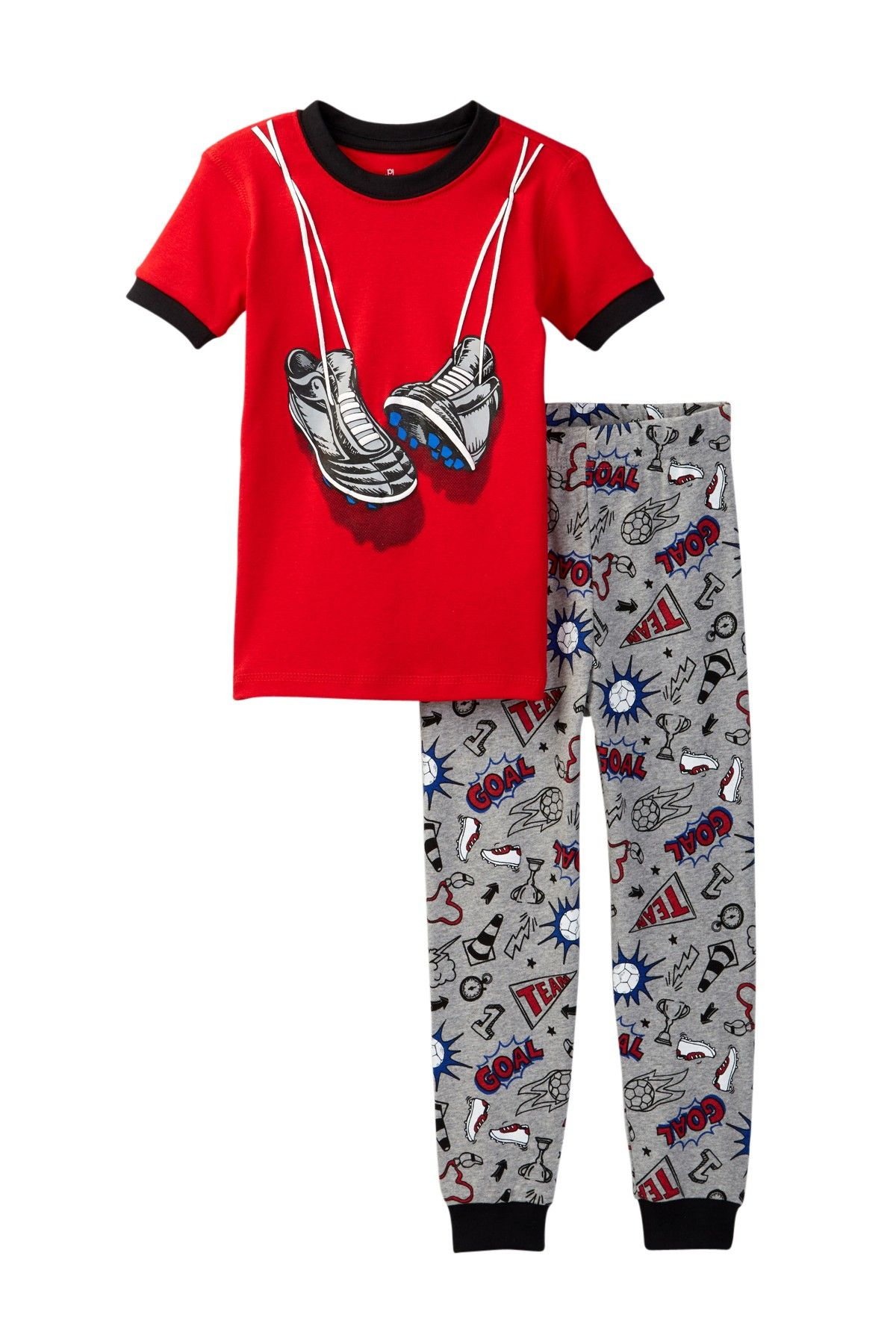 Sneaker Pajama (Little Boys & Big Boys)