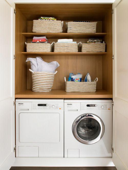 Idea To Hide My Washer Machine Wascheecke Badezimmer Wasche Waschmaschine