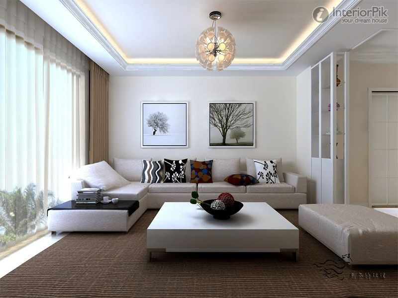 30 minimalist living room ideas inspiration to make the for Minimalist apartment living room