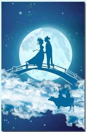 Tanabata A Meeting Between The Stars Vega Altair งานเทศกาล