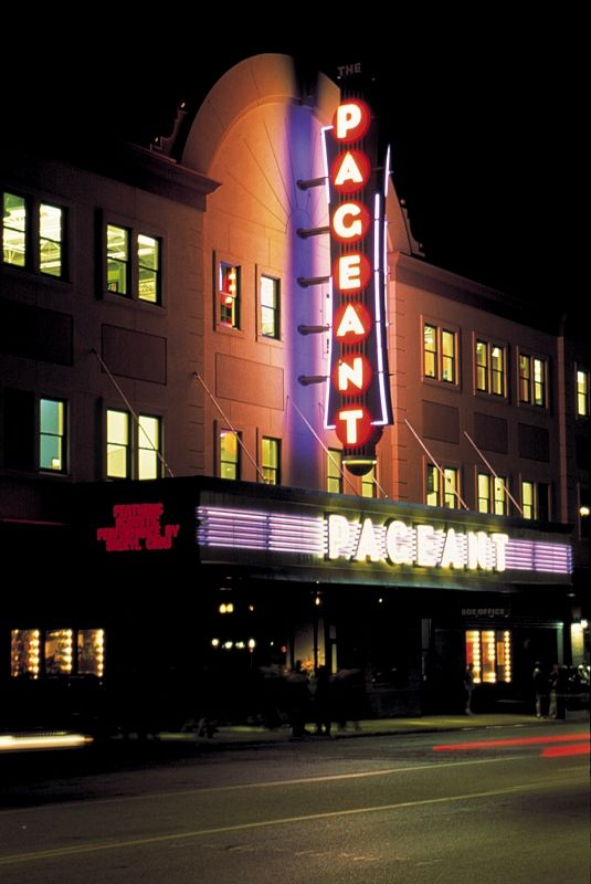 catch a concert at the pageant things to do in st louis st rh pinterest com