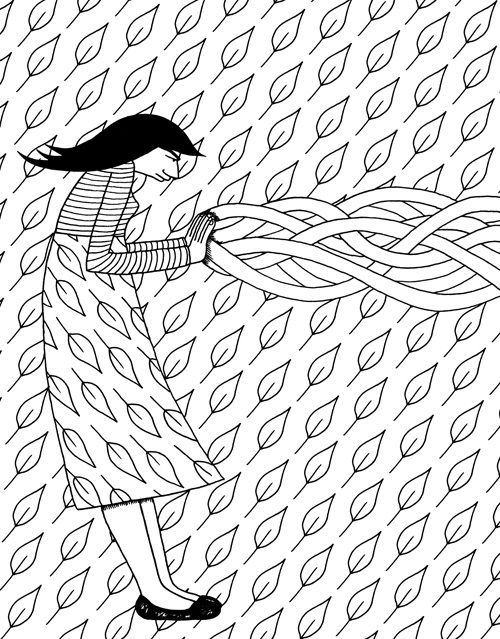 New Coloring Book For Contemporary Art Lovers | Coloring books ...