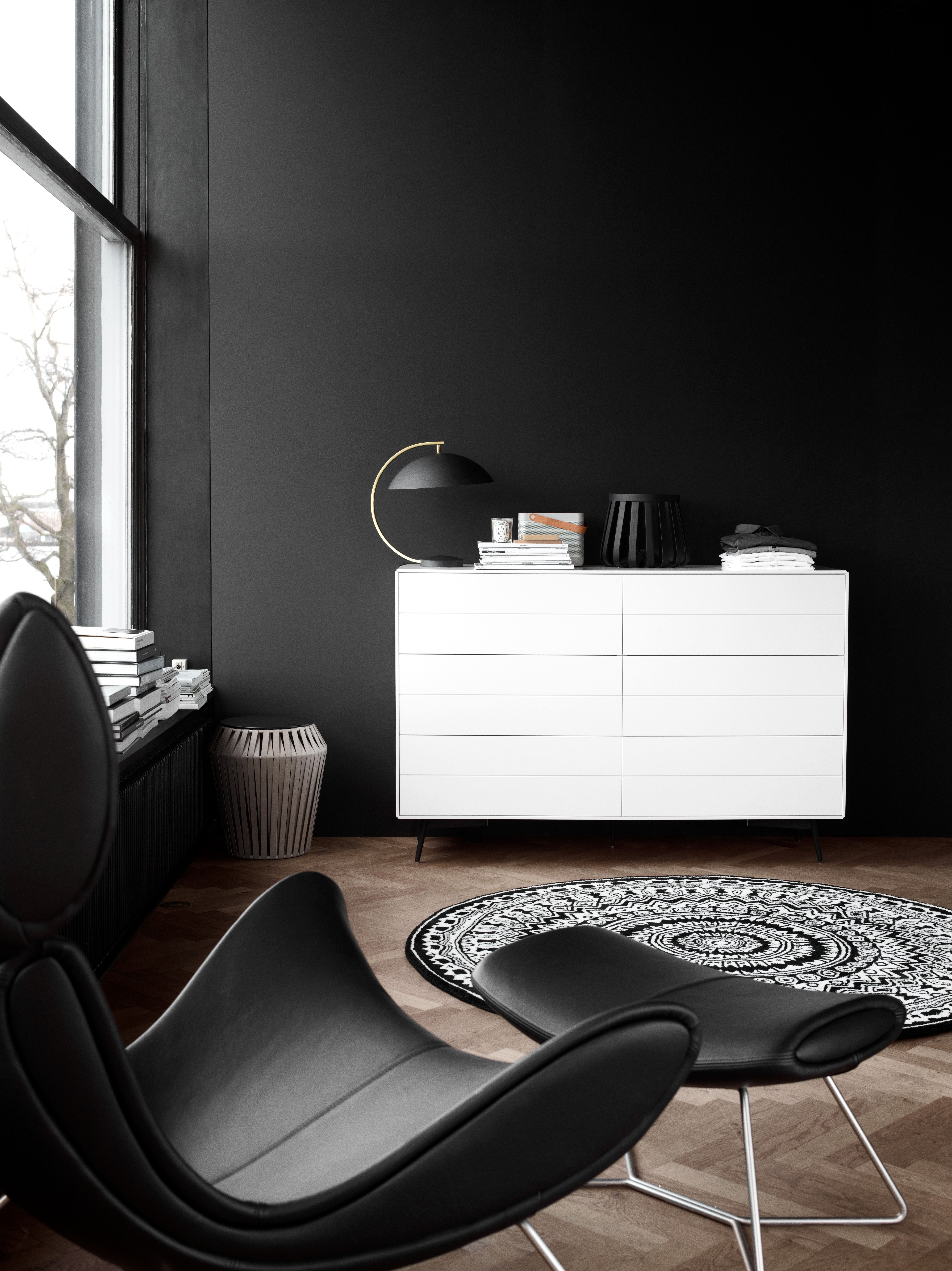 Fermo Double Dresser Imola Chair And Foostool Sillas Sideboard