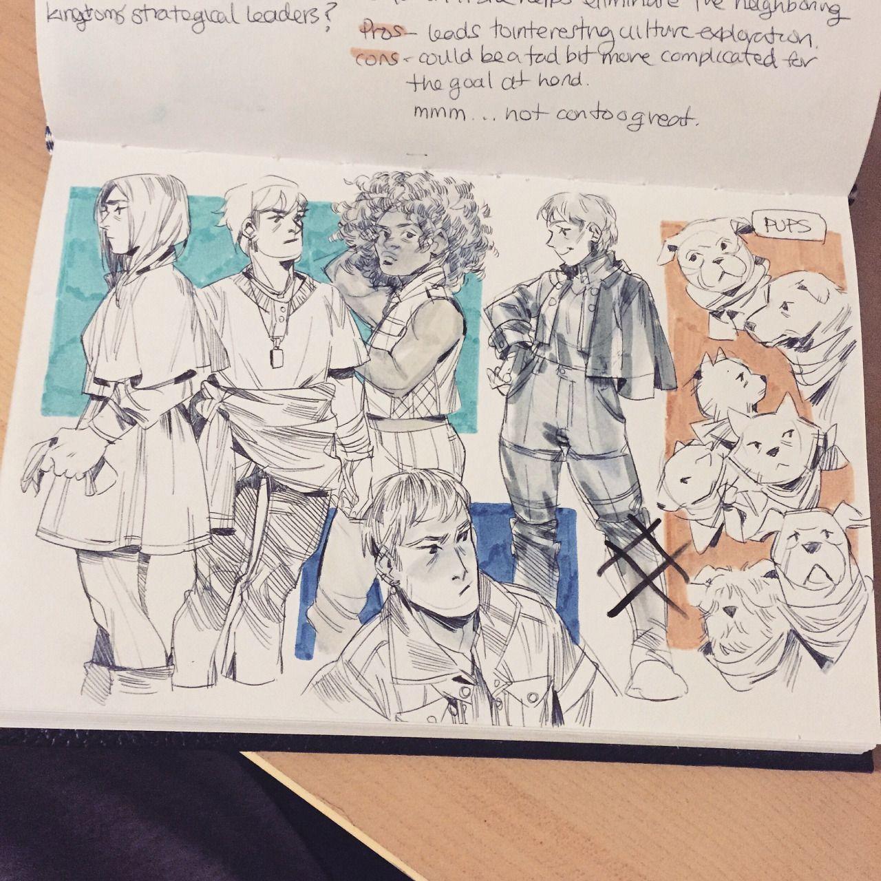 10 Awe Inspiring Keep A Sketchbook Have Fun Ideas Sketch Book Character Design Inspiration Character Design