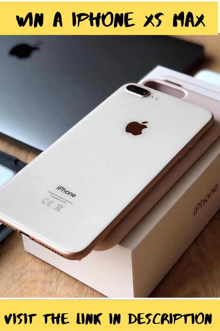 Win iPhone XS Giveaway Free #iphone #apple #samsung #plus