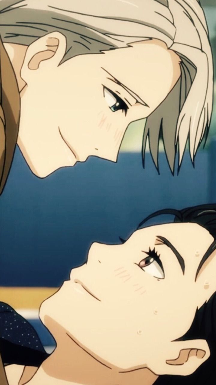 Yuri!! On ICE Confessions — Have some poorly made lock/home screen wallpapers...