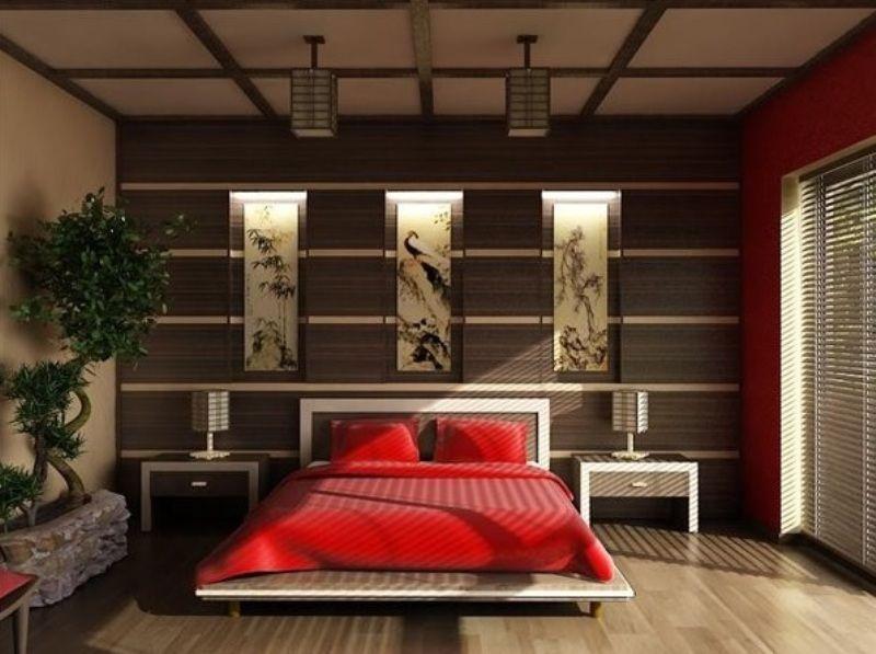 Japanese Style Bedroom Furniture estilo oriental: inspire-se e decore com equilíbrio e elegância