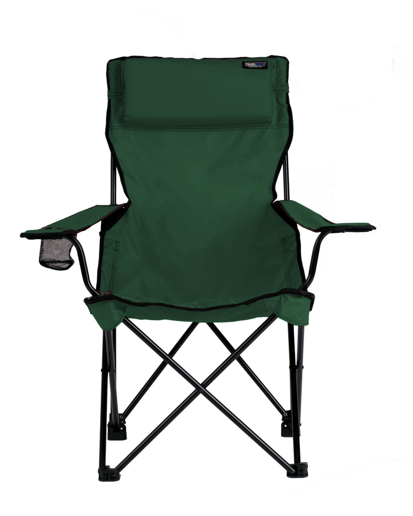 classic bubba folding camping chair with cushion products rh pinterest co uk