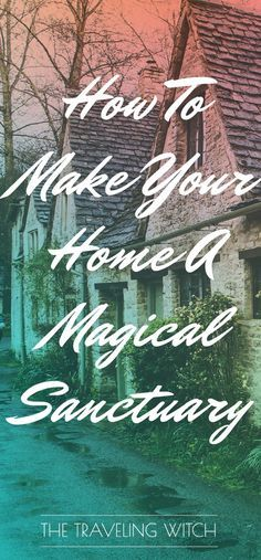 jan 25 how to make your home a magical sanctuary wicca rh pinterest com