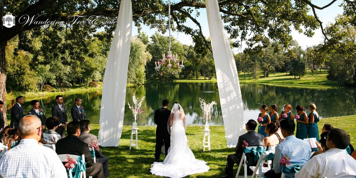 wedding reception venues cost%0A Wandering Tree Estate Weddings  Price out and compare wedding costs for  wedding ceremony and reception