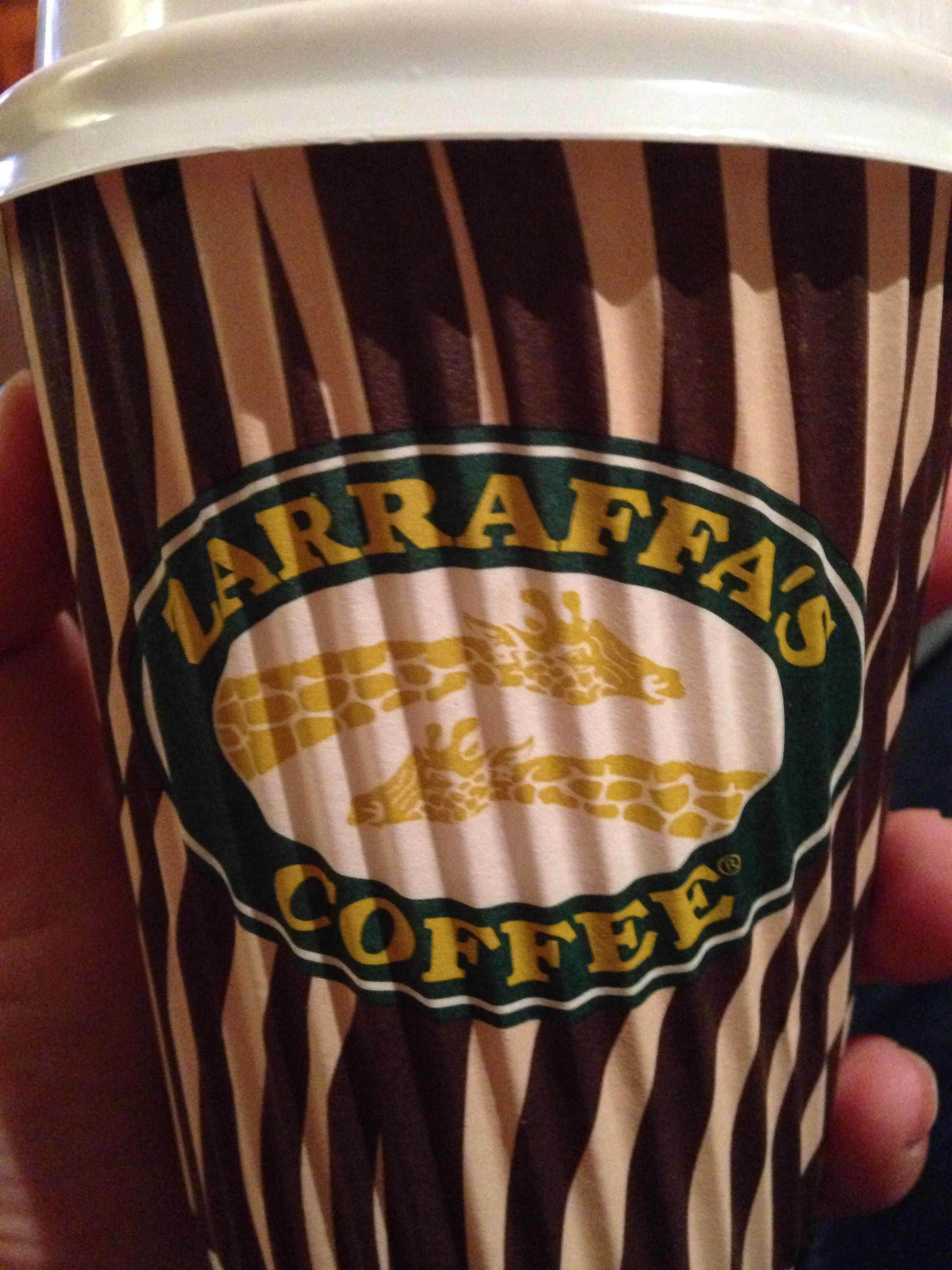 A Zarraffas Chai Latte Chai Latte Coffee Tea Chai