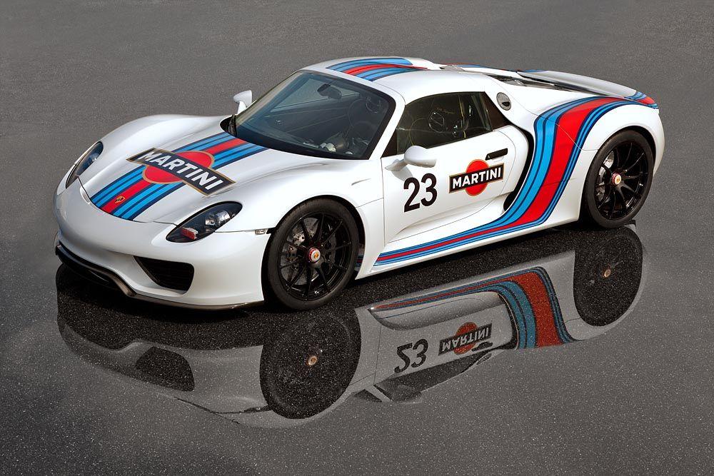 porsche 918 spyder martini racing fast cars of the world rh pinterest com