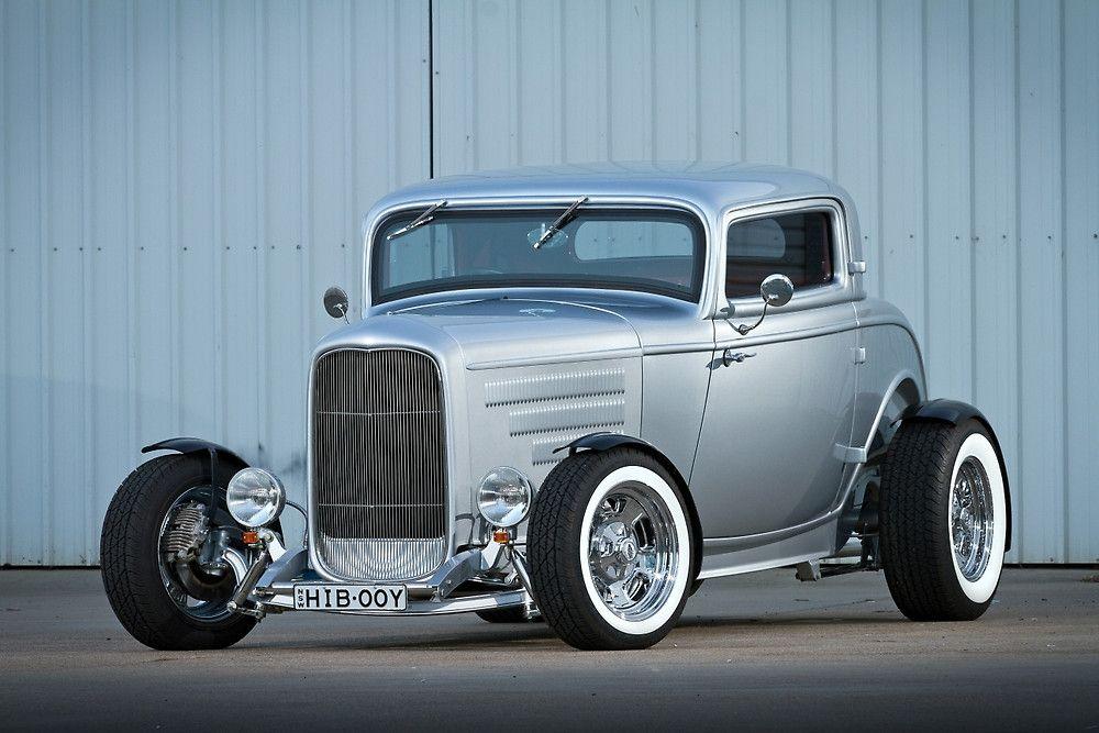 Scott\'s 1932 Ford Coupe Hot Rod by HoskingInd | Rodz | Pinterest ...