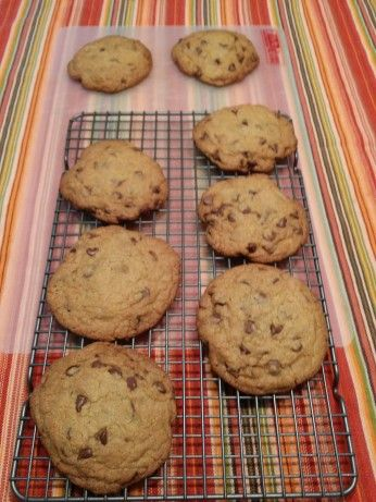 perfect chocolate chip cookies america s test kitchen christmas rh pinterest com
