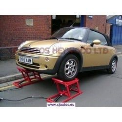 Photo of Hydraulic drive-on car ramps – perfect for raising either end of your car