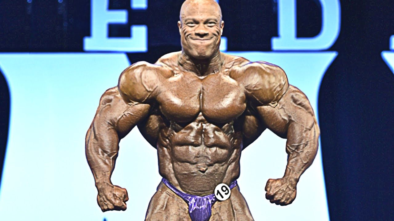 Kettlebell Bodybuilding Phil Heath Mr Olympia Motivation Bodybuildingnatural