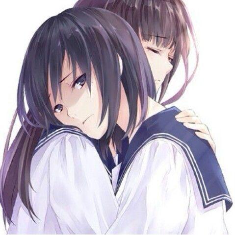 Pin On Yuri Anime