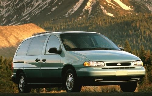 Minivans Were Like The Station Wagons Of The 1990s They Seem To Be Almost Universally Reviled But I Really Enjoyed Ridi Mini Van Station Wagon Ford Windstar