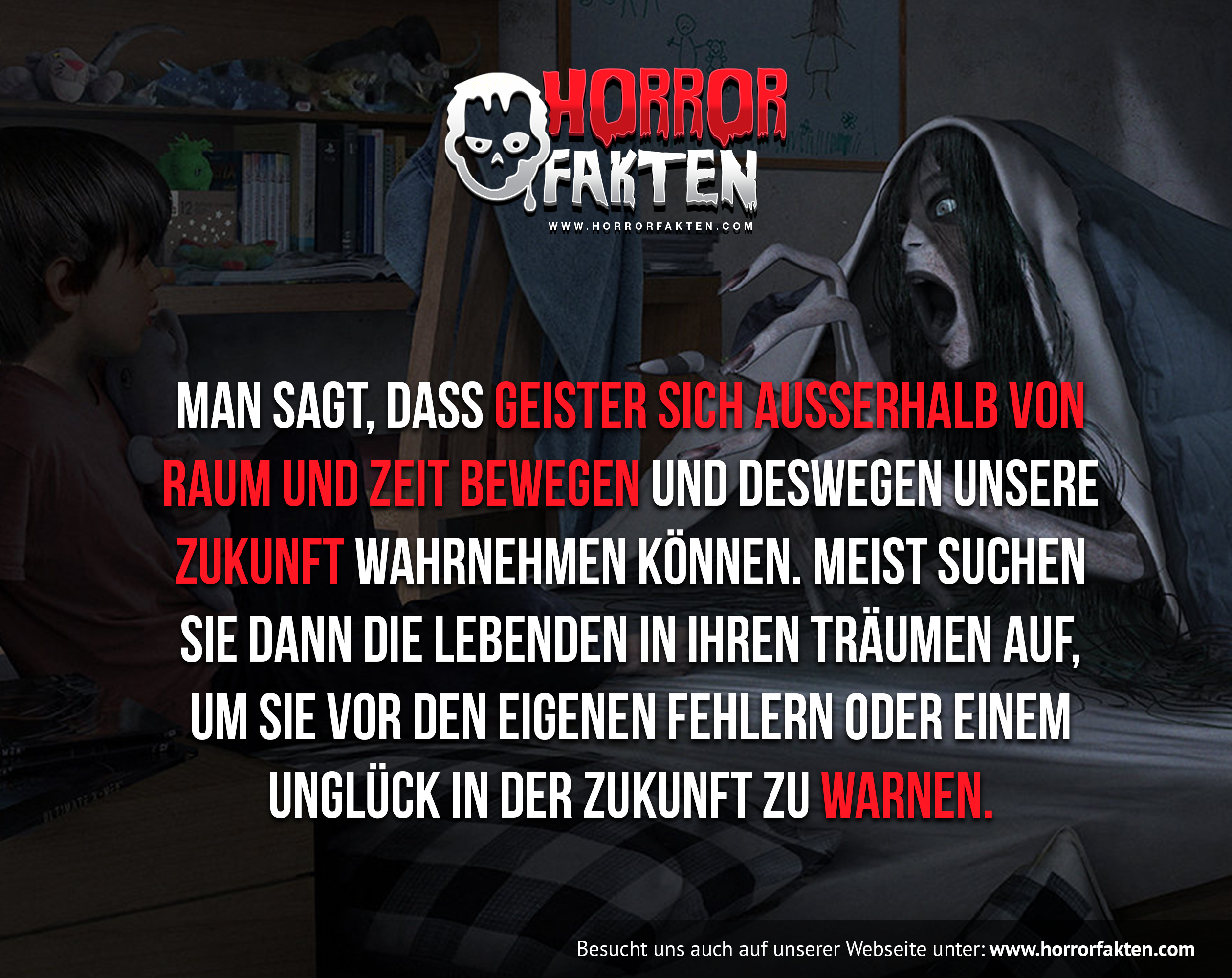 Geister Horror