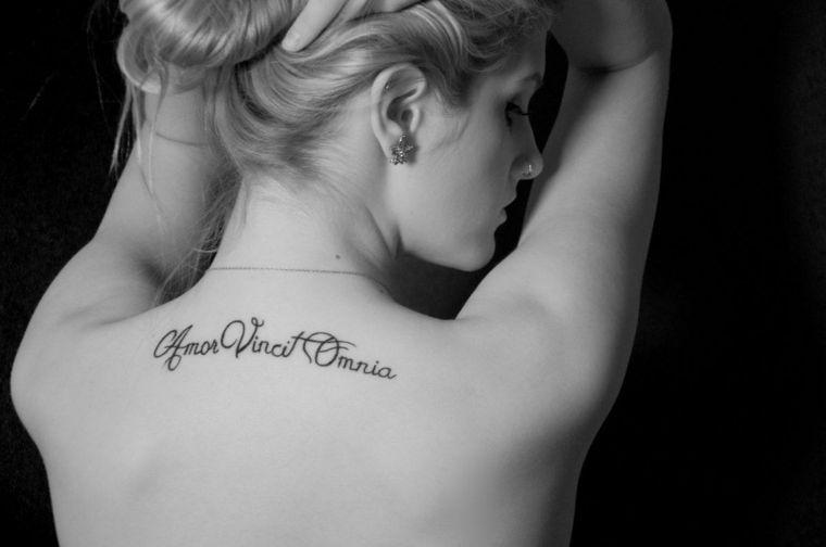 ▷ 1001 + Idee per Frasi da tatuarsi – le citazioni più famose