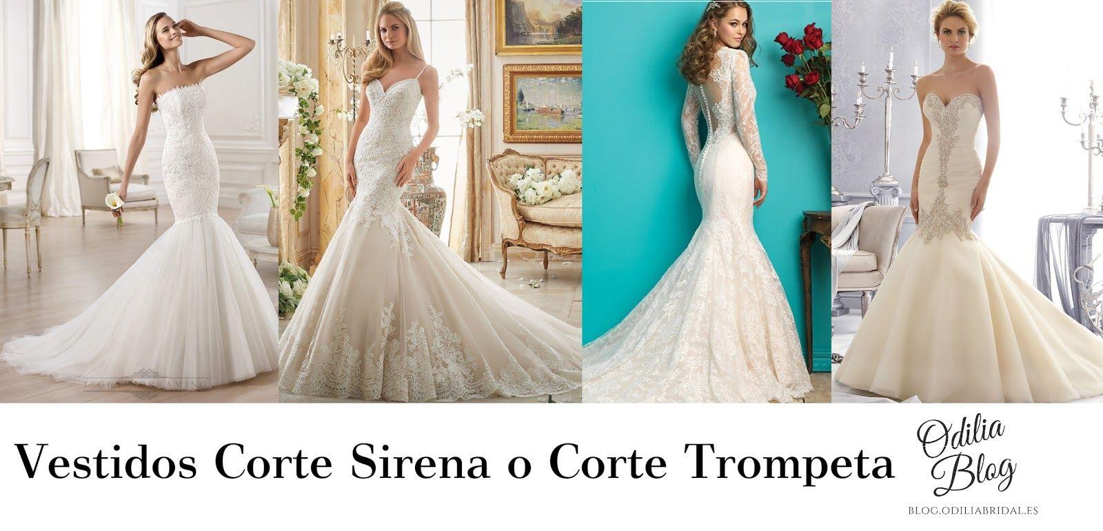 Todas sabemos que encortar el vestido de novia de tus sueños es una ...