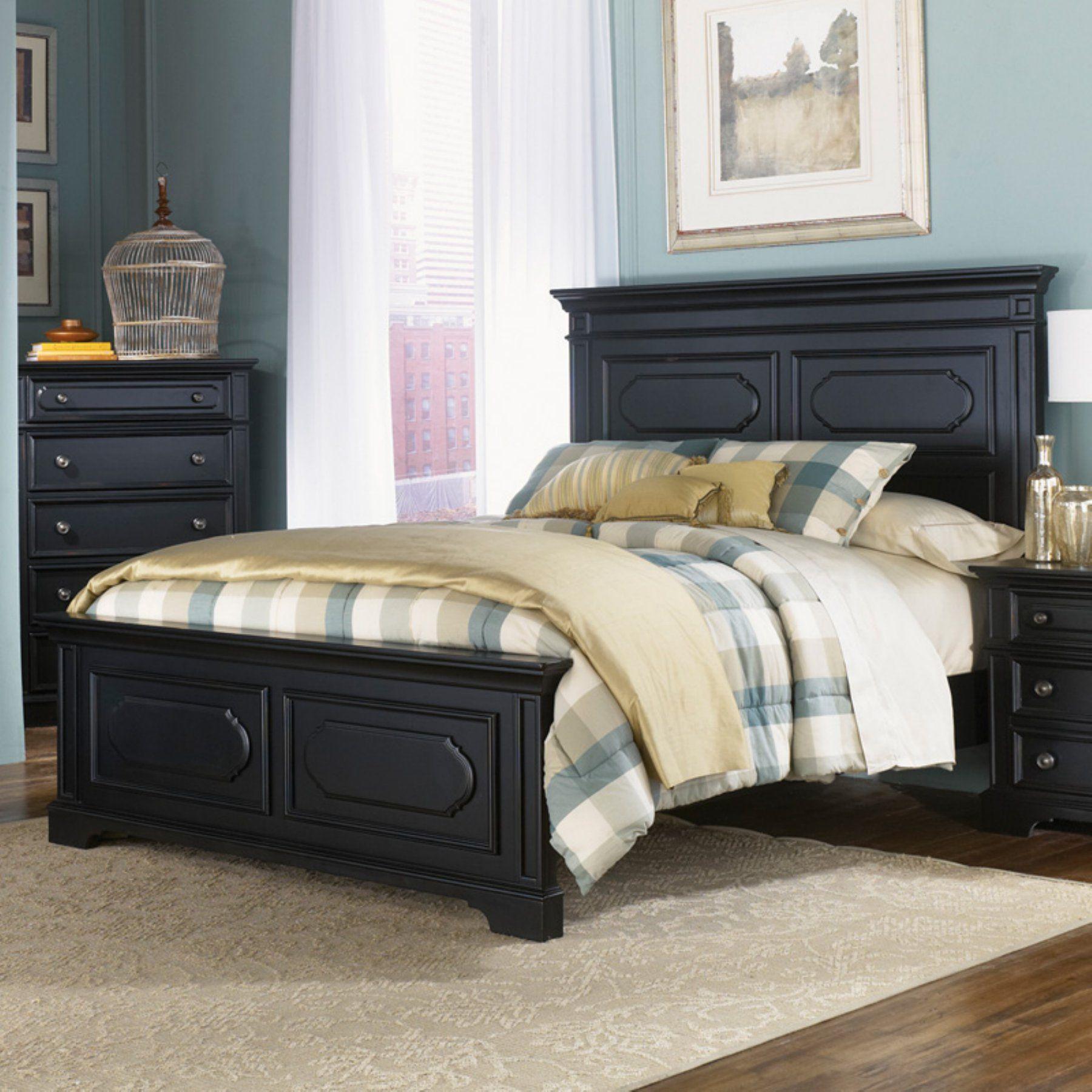 liberty furniture carrington ii mansion panel bed set products rh pinterest com