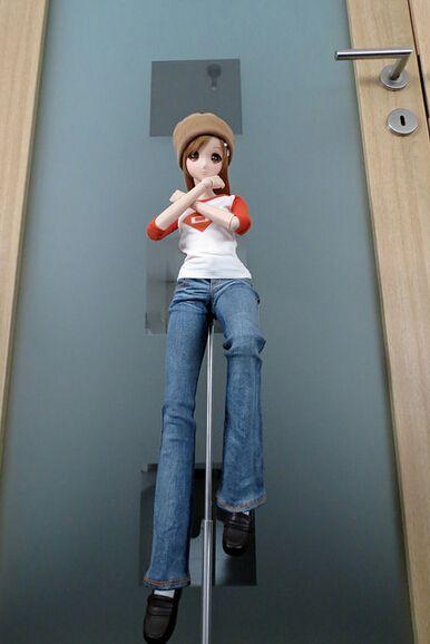 Mirai Suenaga Smart Doll by els82